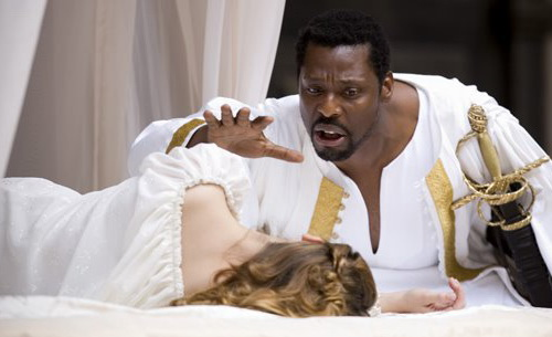 Othello, The Globe Theatre 2007